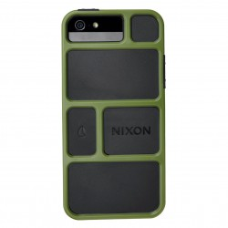 Nixon Gridlock Iphone 5 surplus/black