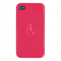 Nixon Jacket Iphone 4 neon coral