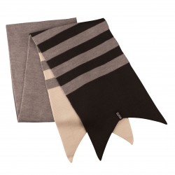 NXTZ Baus Scarf heather grey