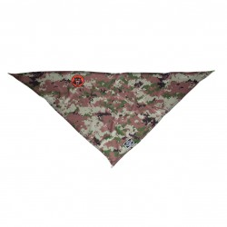 NXTZ Single Layer Bandana crush camo
