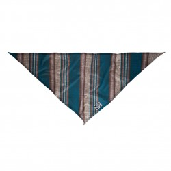 NXTZ Single Layer Bandana garage stripe blue