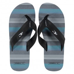 O'Neill Imprint Santa Cruz blue aop w/ black