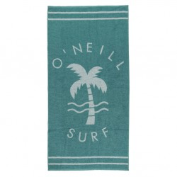 O'Neill Sand Castle Towel dusty turquoise
