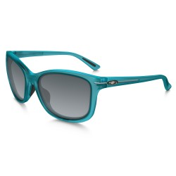 Oakley Drop In frosted illumination blue