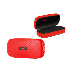 Oakley Square O Hard Case tomato red