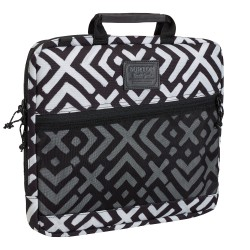Burton Hyperlink 13 Laptop Case geo print