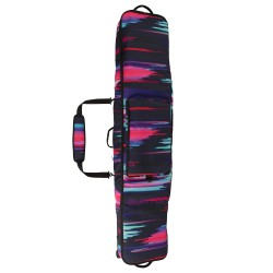 Burton Wheelie Gig Bag glitch print