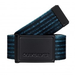 Quiksilver Printed Webbing bp stomp black stripe