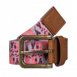Roxy Webbing Spot ax heritage heather liquid