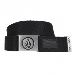 Volcom Circle Web stoney black