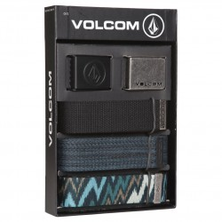 Volcom Web Belt Gift Set colors
