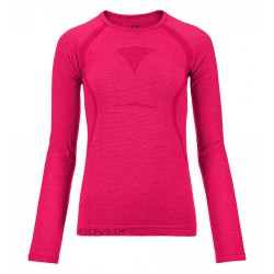 Ortovox Competition Cool Long Sleeve Wms very berry