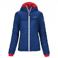 Ortovox Piz Bernina Jacket strong blue