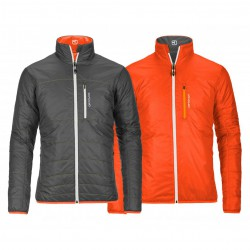 Ortovox Piz Boval Jacket black steel