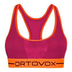 Ortovox Rock'n'wool Sport Top dark very berry