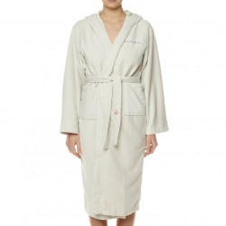 Billabong Girls Mahalo Bathrobe white cap