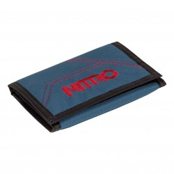 Nitro Wallet blue steel