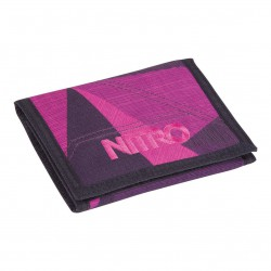 Nitro Wallet fragments purple