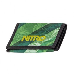 Nitro Wallet wicked green