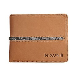 Nixon Coastal Escape Bi-Fold Clip saddle
