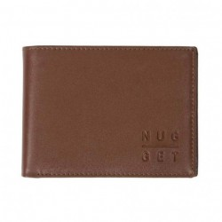 Nugget Forge Leather brown leather