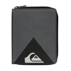 Quiksilver Quik Travel Wallet dark shadow