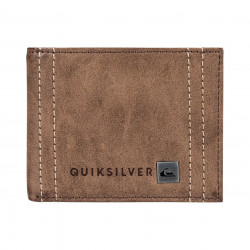 Quiksilver Stitchy Wallet chocolate