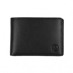 Volcom Volcom Leather black