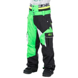 Picture Styler neon green/black/white