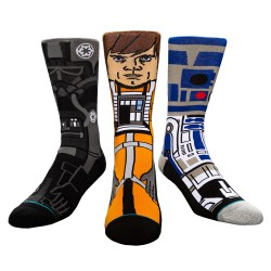 Stance A New Hope black