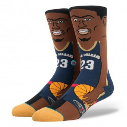 Stance Anthony Davis navy