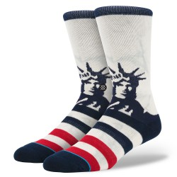Stance Lady Liberty white