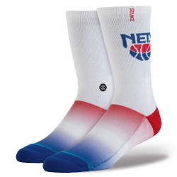 Stance Nj Nets white