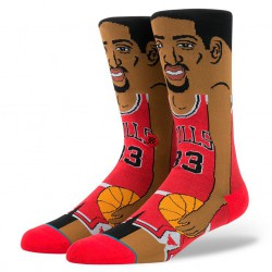 Stance Scottie Pippen red