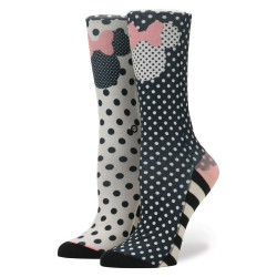 Stance Sprinkled Minnie black