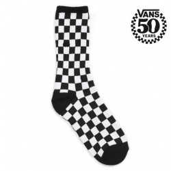 Vans Checkerboard Crew black/white