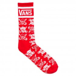 Vans Holiday Crew racing red