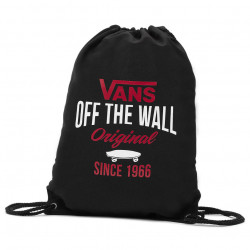 Vans Benched Novelty black/racing red