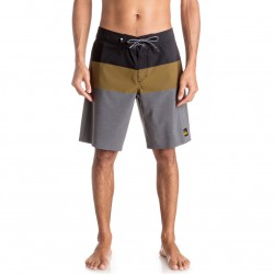 Quiksilver Blocked Vee 20 black