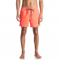 Quiksilver Everyday Solid Volley 15 fiery coral