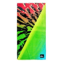 Quiksilver Freshness Towel fiery coral