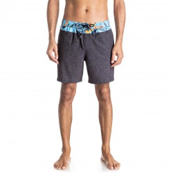 Quiksilver Inlay Volley 17 black