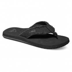 Quiksilver Monkey Abyss black/black/brown