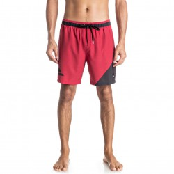 Quiksilver New Wave Volley 17 quik red