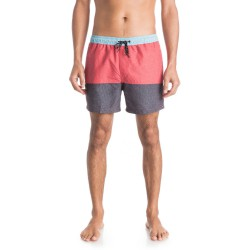 Quiksilver Panel Volley 15 fruit bat black