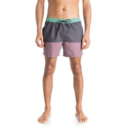 Quiksilver Panel Volley 15 fruit bat plum