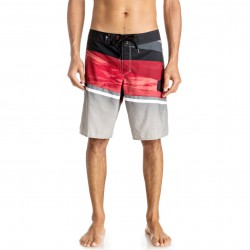 Quiksilver Slash Logo Vee 20 black