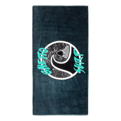 Quiksilver Surf Trippin Towel pool green