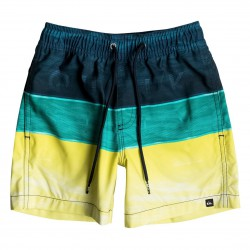 Quiksilver Word Waves Vl Boy 12 viridian green