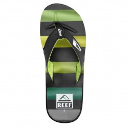 Reef Ht Prints electro green